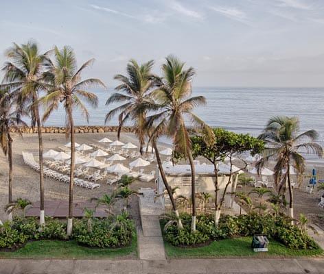 Playa Capilla